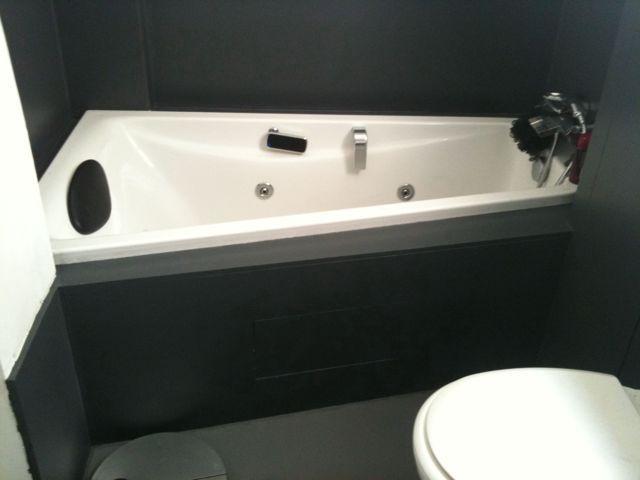 Fais ci fais a bricolage domicile paris for Resine beton cire salle de bain