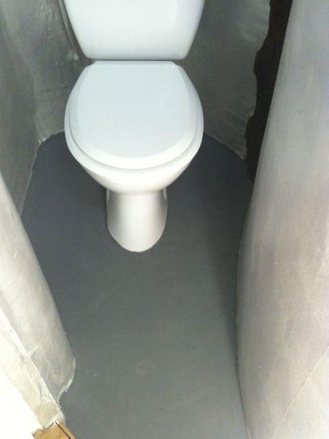 Fais ci fais a bricolage domicile paris - Salle de bain resine ...