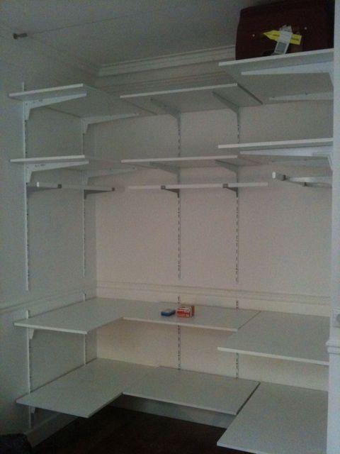 Fais ci fais a bricolage domicile paris - Ikea amenagement placard ...